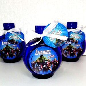 água mineral personalizada