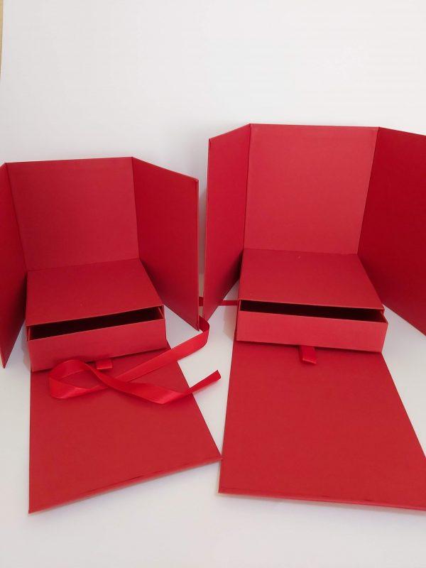 caixa cartonada bolo