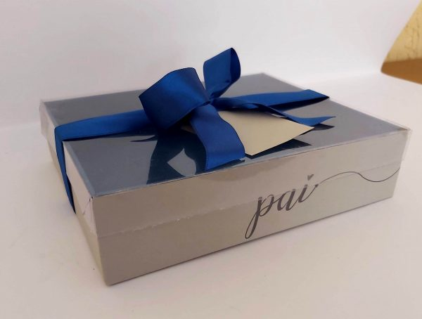 caixa presente dia dos pais